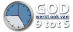 God werkt ook van 9 tot 5